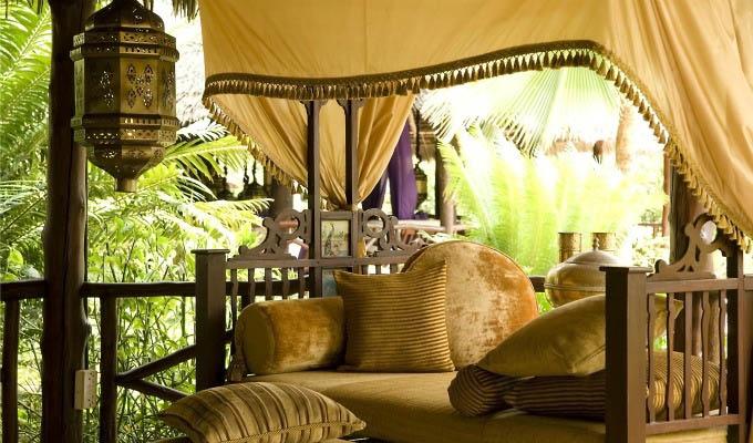 Breezes Beach Club & Spa, Lobby - Zanzibar