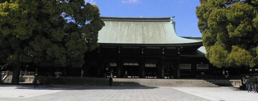 Discovering Tokyo - Japan Tokyo, Meiji Sanctuary