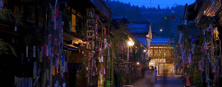 Giappone: tradizioni e nostalgia - Japan Takayama - Spring Tanabata Festival