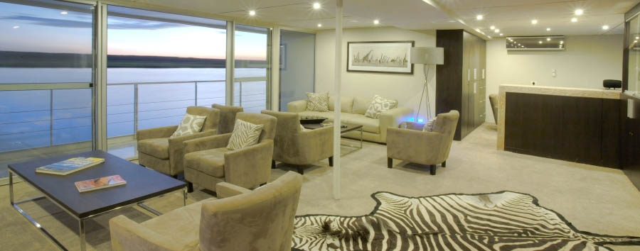 Zambezi Queen - Lounge