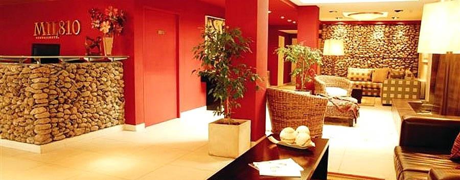 Hotel MIL810 - Hotel reception