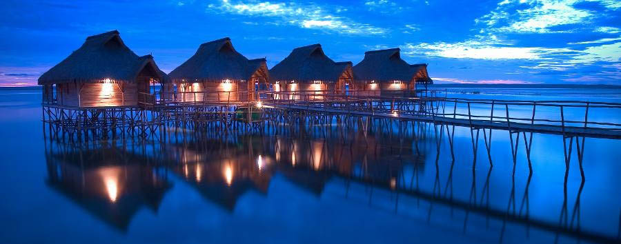 Flamingo Bay Water Lodge -