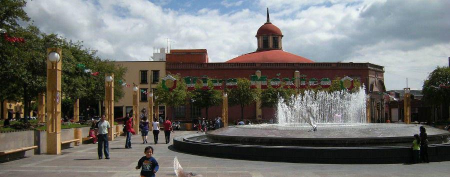 Mexico, Colonial Flavour - Mexico Queretaro, Constitution Square © Leandro Neumann Ciuffo