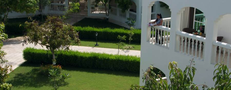 Al Nahda Resort & Spa - Executive Suite exterior