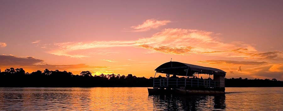 Stupefacente Zimbabwe - Zimbabwe Sunset cruise on the Zambezi