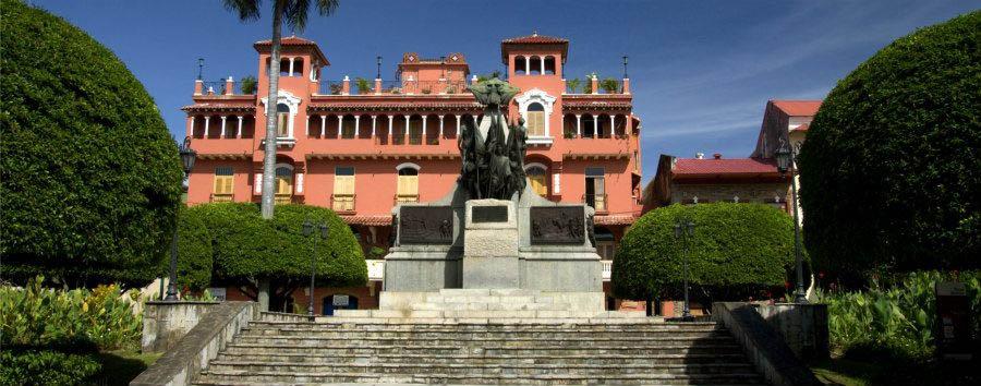 Panama City Stopover - Panama Panama City, Plaza Simon Bolivar