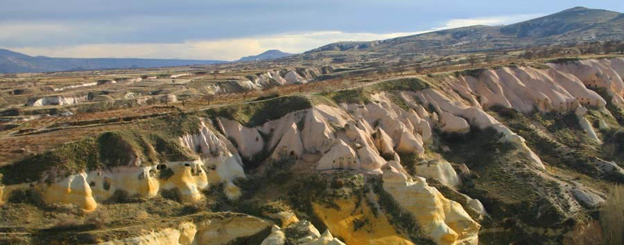 Cappadocia, fascino immutato - Turkey, Cappadocia Göreme Valley