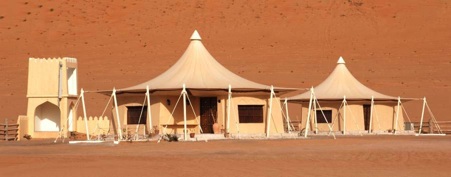 Desert Nights Camp - Tent