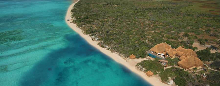 Azura+Lodge+-+Private+Villa+from+air