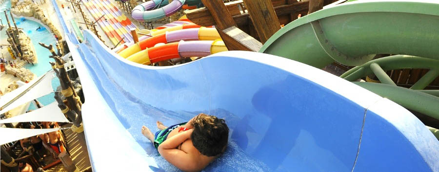 Abu Dhabi Family Fun - Abu Dhabi Yas Waterworld