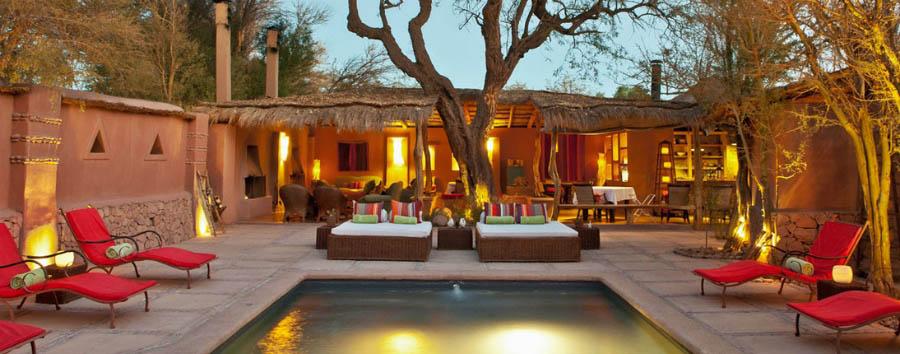 Hotel Awasi - Awasi Pool