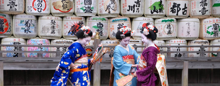 Giappone, Back to Edo - Japan Young Maiko