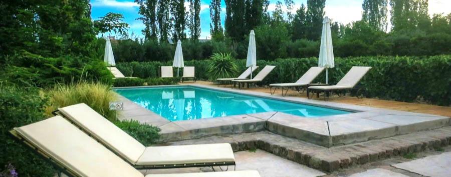 Finca Adalgisa - Pool Area