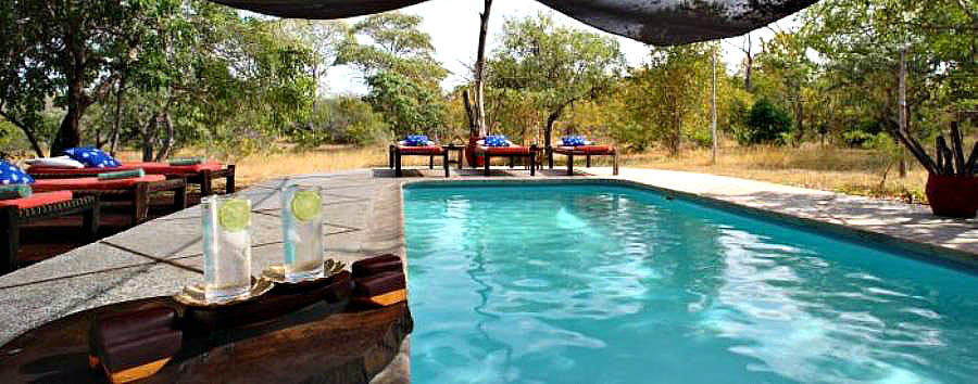 Siwandu - Shaded swimming pool