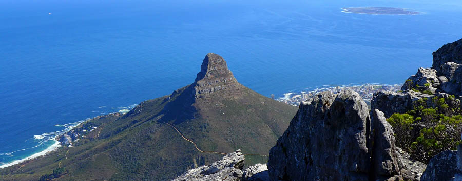 Explorer Bush & Beach - South Africa Cape Town: Lions Head