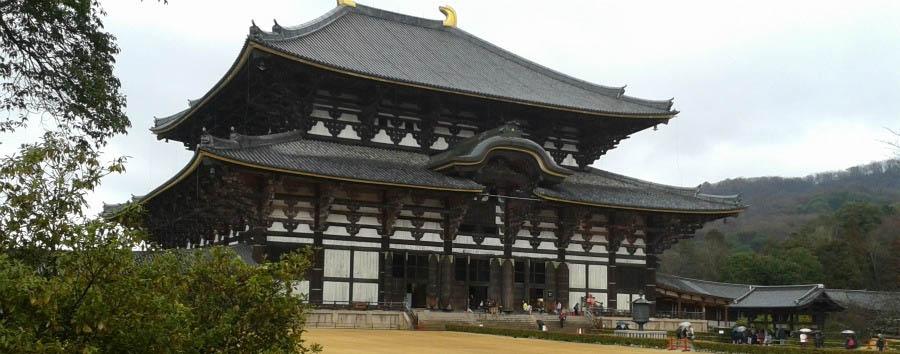 Kyoto, la Firenze d'Oriente - Japan Nara, Todai-ji Temple