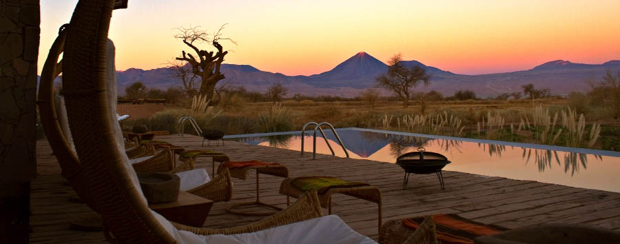 Tierra Atacama Hotel & Spa - The amazing view from the hotel