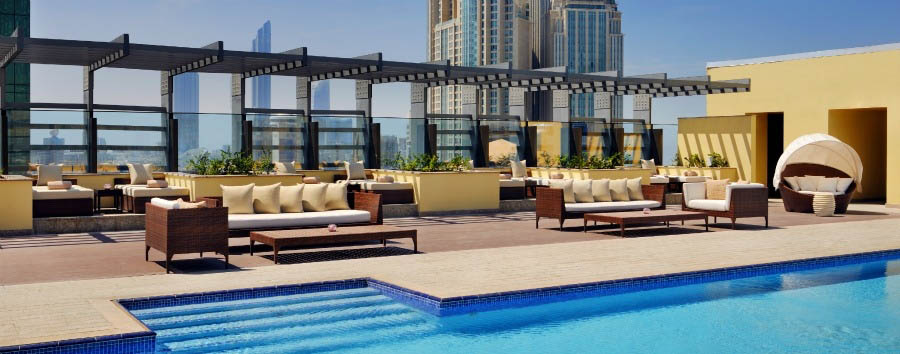 Southern Sun Abu Dhabi - Swimming Pool