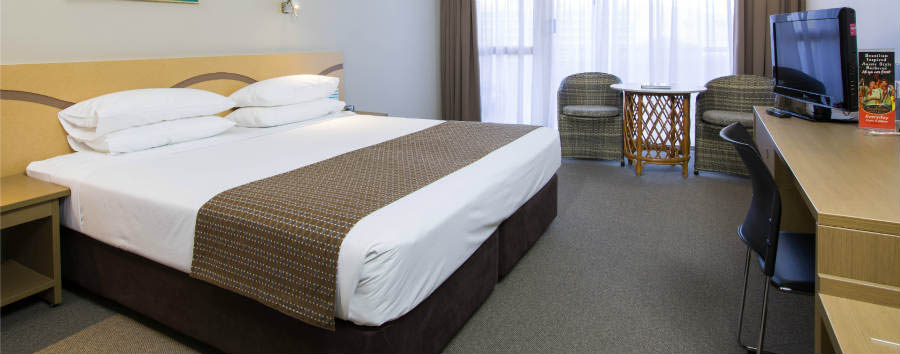 Pacific+Hotel+Cairns+-+Standard+Room