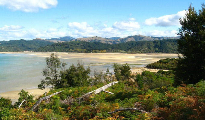 Abel Tasman National Park © Hector Garcia - New Zealand
