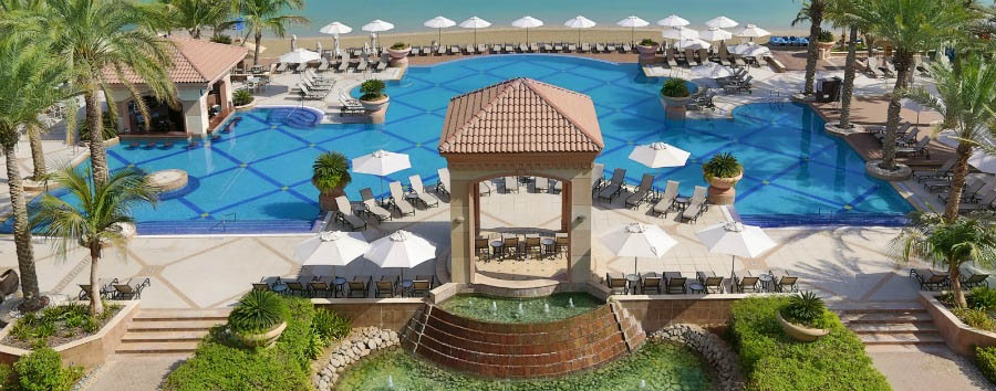 Al Raha Beach Hotel - Main Pool