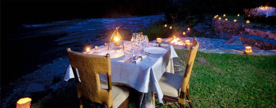 Pacuare+Lodge+-+Romantic+Dinner