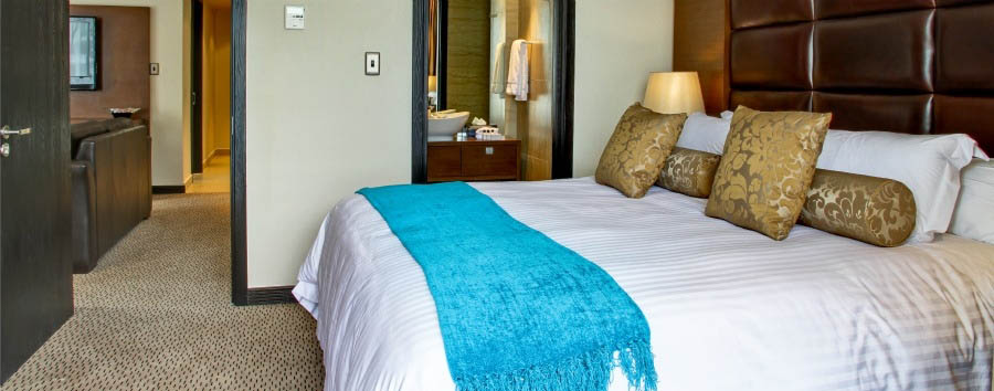 Pepper Club Luxury Hotel & Spa - Blue Bedroom