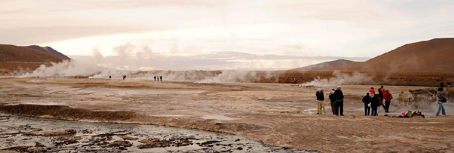 Cile,  Charming Atacama - Chile Geysers del Tatio