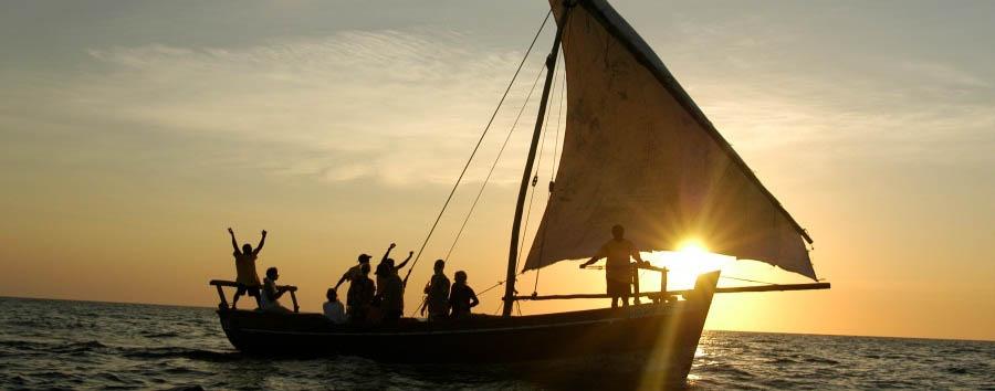 Pemba Island, Fundu Lagoon - Pemba Island Sunset dhow cruise