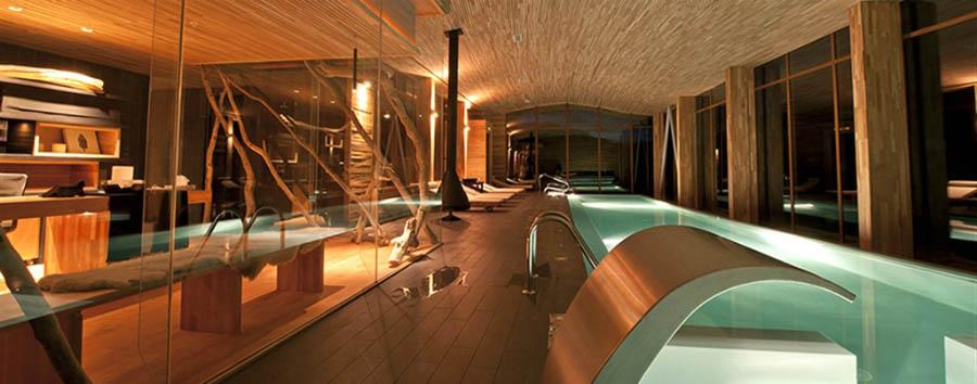 Tierra Patagonia Hotel & Spa - Uma Spa