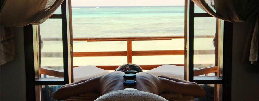 Karafuu Hotel Beach Resort - Relaxing in the spa