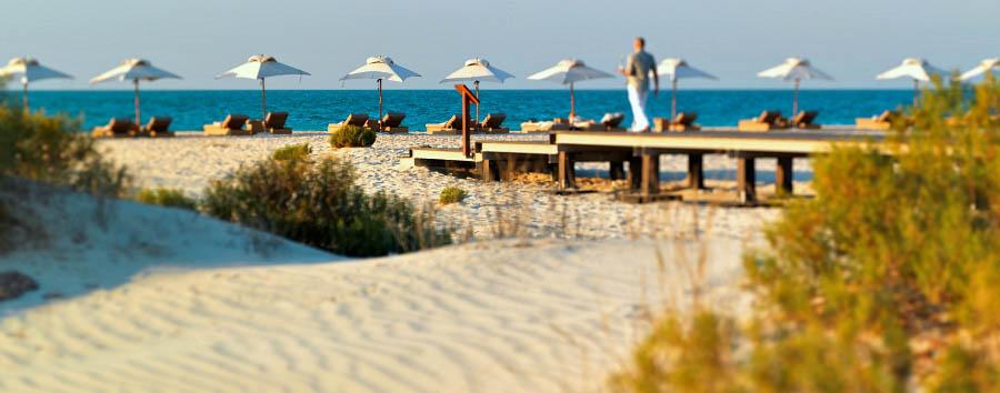 Park Hyatt Abu Dhabi Hotel and Villas - Beach View