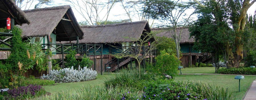 Serena Sweetwater's Tented Camp - Tents exterior