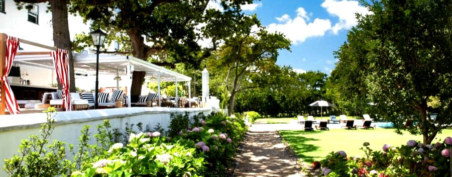 South Africa: The Classic Route 62 - South Africa  The Alphen Boutique Hotel