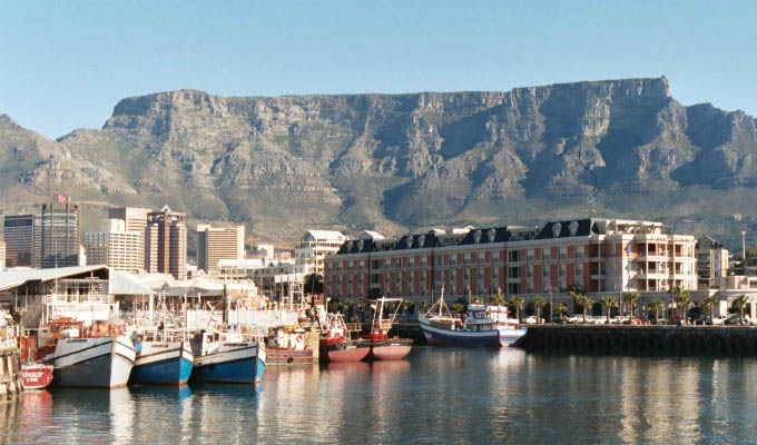 Cape Town, Victoria & Alfred Waterfront - South Africa