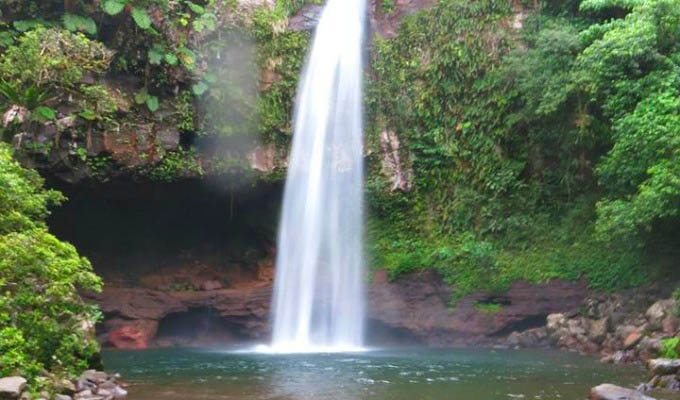 Qamea Resort & Spa, Bouma Waterfall - Fiji