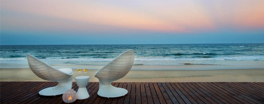 Mozambico, acque cristalline - Mozambique White Pearl Resorts, Sundowner Drinks on the Beach