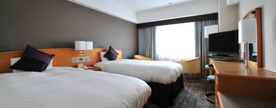 Hotel Granvia Hiroshima - Standard twin room