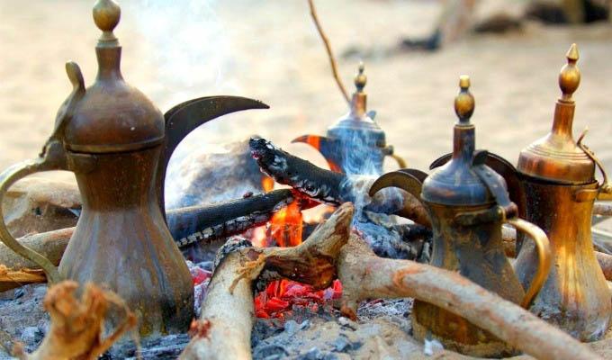 Bedouin Coffee - Oman