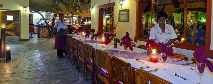 Namib Desert Lodge - Lodge Restaurant