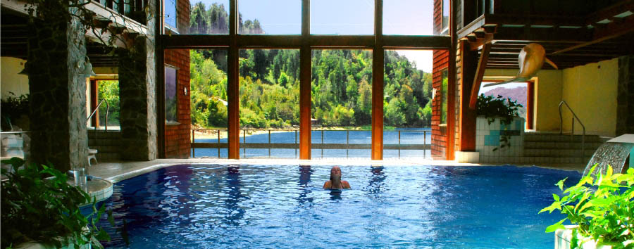 Puyuhuapi Lodge & Spa - Lodge Spa