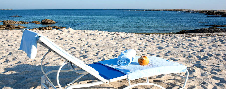 Salalah Marriott Resort - Hotel beach