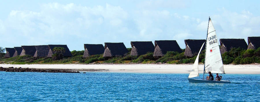 Lazy Lagoon Island Lodge - Beach