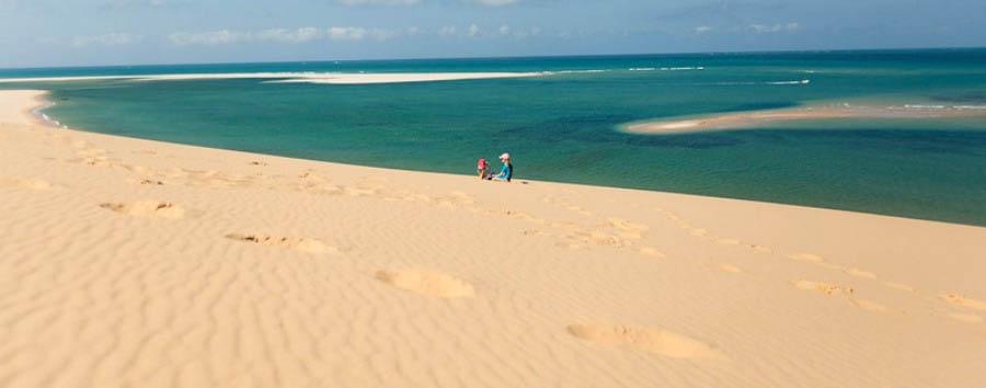 Vilankulos à la carte - Mozambique Vilankulos, Beach View