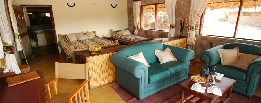 Ruaha River Lodge -