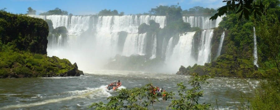 Puerto Bemberg: aria, luce e giungla - Argentina Iguazù Falls