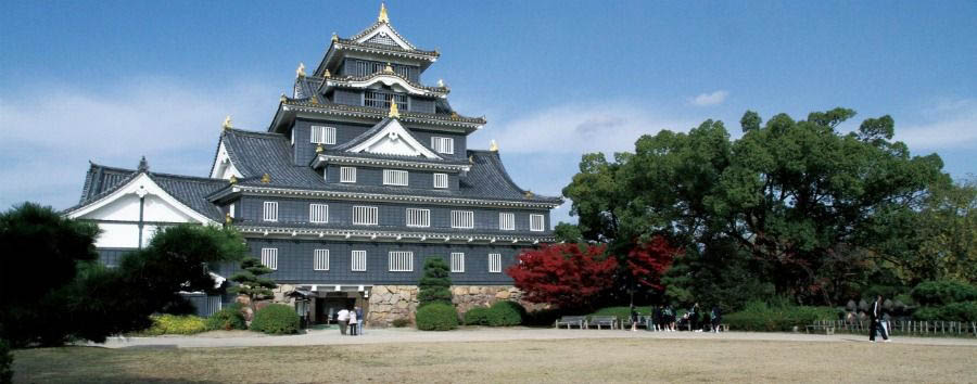 Il Giappone Insolito - Japan The Okayama Castle