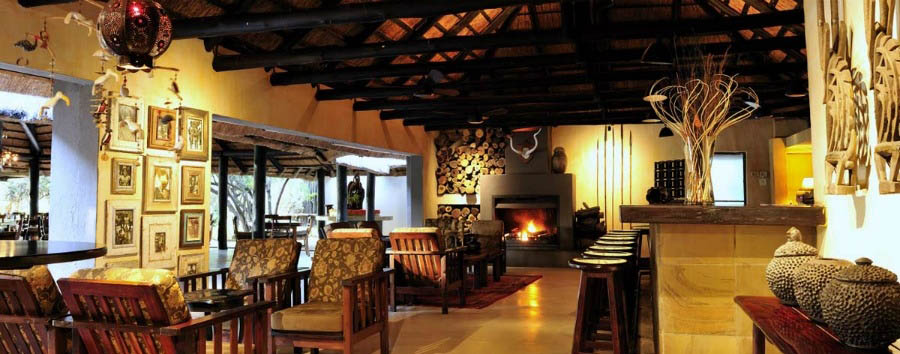 Sudafrica: Riserva di Sabi Sabi - South Africa Bush Lodge Bar