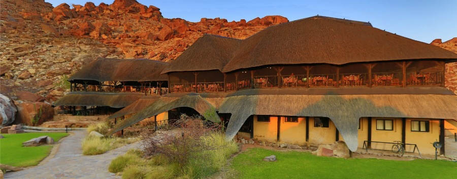 Twyfelfontein+Country+Lodge+-+Main+Lodge+Exterior