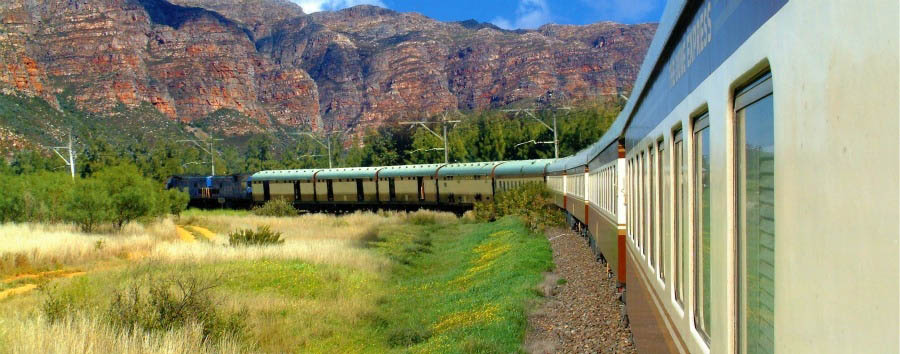 African Explorer - Shongololo Express